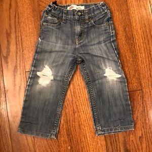Baby Levi's jeans